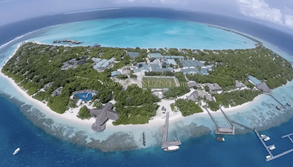 Whole Island for sale, Maldives, for 5 star luxury resort, real estate for rich