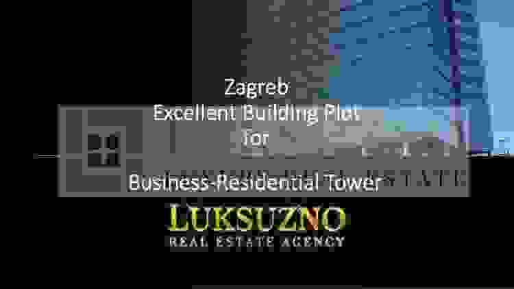 Zagreb, Land, Business-Residential